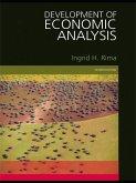 Development of Economic Analysis (eBook, PDF)