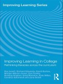 Improving Learning in College (eBook, PDF)