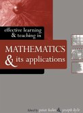 Effective Learning and Teaching in Mathematics and Its Applications (eBook, PDF)