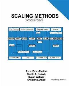 Scaling Methods (eBook, PDF) - Dunn-Rankin, Peter; Knezek, Gerald A.; Wallace, Susan R.; Zhang, Shuqiang