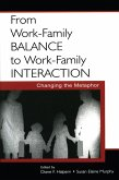 From Work-Family Balance to Work-Family Interaction (eBook, PDF)