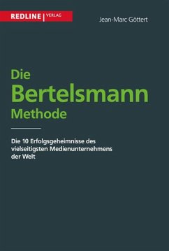 Die Bertelsmann Methode (eBook, ePUB)