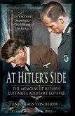 At Hitler's Side (eBook, ePUB)
