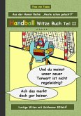 Handball Witze Buch - Teil II (eBook, ePUB)