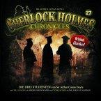 Die drei Studenten / Sherlock Holmes Chronicles Bd.27 (1 Audio-CD)