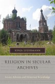 Religion in Secular Archives (eBook, PDF)