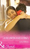 A Reunion and a Ring (Mills & Boon Cherish) (Proposals & Promises, Book 3) (eBook, ePUB)