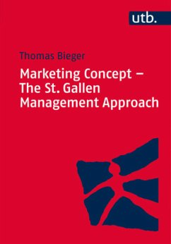 Marketing Concept - The St. Gallen Management Approach - Bieger, Thomas