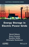 Energy Storage in Electric Power Grids (eBook, ePUB)