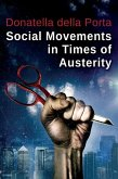 Social Movements in Times of Austerity (eBook, PDF)