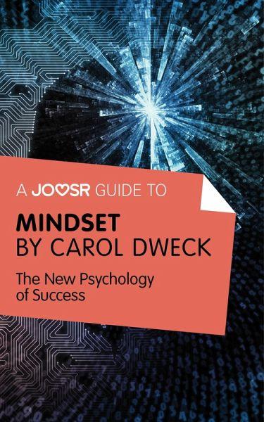 Mindset new of the psychology carol dweck success pdf