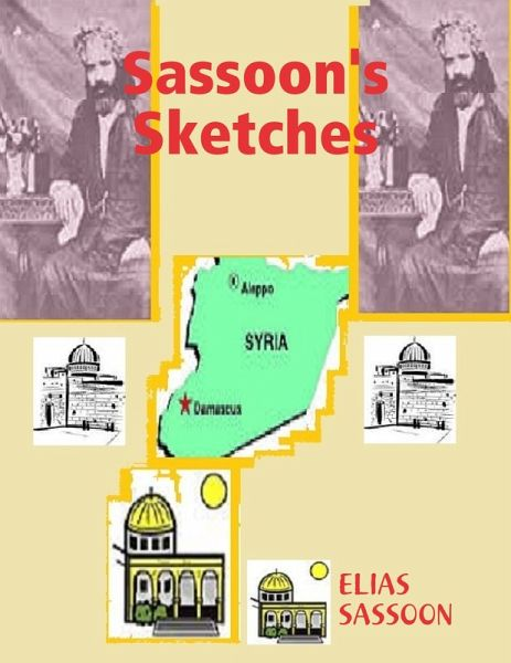 Sassoons Sketches (eBook, ePUB)