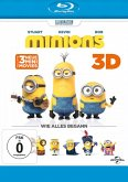 Minions 3D-Edition