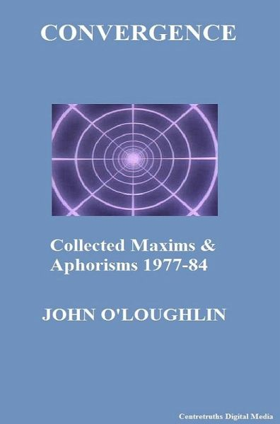 Convergence (eBook, ePUB) - O'Loughlin, John