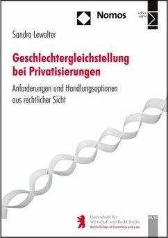 Geschlechtergleichstellung bei Privatisierungen
