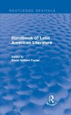 Handbook of Latin American Literature (Routledge Revivals) (eBook, ePUB)
