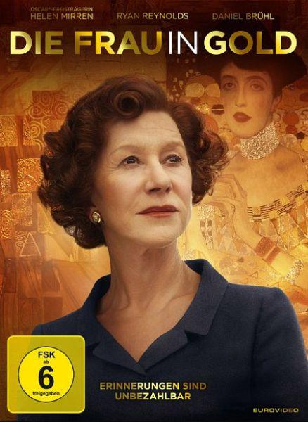 Die Frau in Gold - Helen Mirren/Ryan Reynolds
