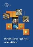 Metalltechnik Fachstufe Arbeitsblätter