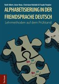 Alphabetisierung in der Fremdsprache Deutsch (eBook, PDF)