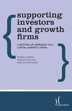 Supporting Investors and Growth Firms (eBook, ePUB) - Aubrey, Thomas; Thillaye, Renaud; Reed, Alastair