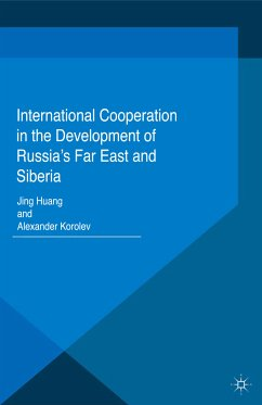 International Cooperation in the Development of Russia's Far East and Siberia (eBook, PDF)