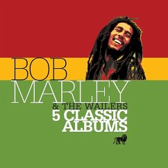 5 Classic Albums - Marley,Bob & The Wailers