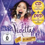 Violetta: Live In Concert (Dlx,Staffel 2,Vol.2)