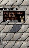 Wer mordet schon im Hochsauerland? (eBook, PDF)