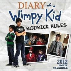 Diary of a Wimpy Kid: Rodrick Rules Movie Calendar