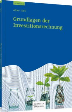 Grundlagen der Investitionsrechnung - Galli, Albert;Wagner, Marc;Wiedemann, Florian