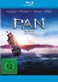 Pan (Blu-ray 3D)