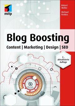 Blog Boosting (eBook, PDF) - Firnkes, Michael; Weller, Robert