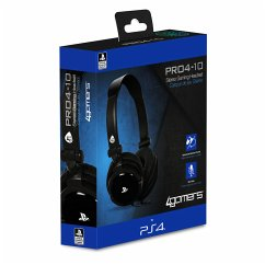 PS4 Stereo Gaming Headset Black
