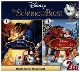 Die Schöne und das Biest - Box, 2 Audio-CD