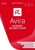 Avira Internet Security Suite 2016 - (2 Geräte/1 Jahr)