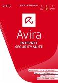 Avira Internet Security Suite 2016 - (4 Geräte/1 Jahr)