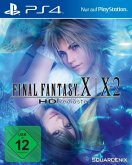 Final Fantasy X/X-2 HD Remaster (PlayStation 4)