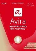 Avira AntiVirus Pro Android 2016 - (2 Geräte/1 Jahr)