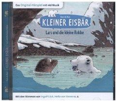 Kleiner Eisbär - Lars und die kleine Robbe (AT), Audio-CD
