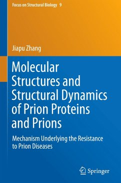 Molecular Structures and Structural Dynamics of Prion Proteins and Prions - Zhang, Jiapu