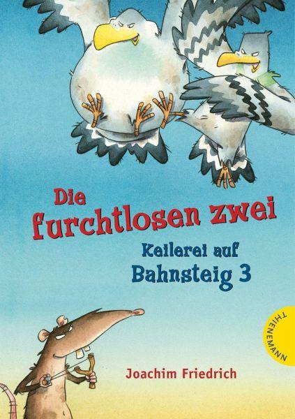 Buch-Reihe Die furchtlosen zwei von Joachim Friedrich