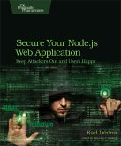 Secure Your Node.Js Web Application: Keep Attackers Out and Users Happy