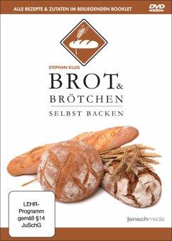 Brot & Brötchen selbst backen, 1 DVD