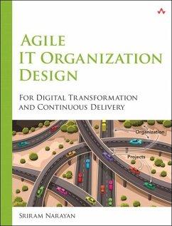 Agile IT Organization Design (eBook, ePUB)