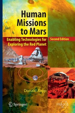 Human Missions to Mars - Rapp, Donald