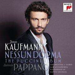 Nessun Dorma-The Puccini Album - Kaufmann,Jonas/Pappano,A./Orch. Santa Cecilia