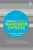 A Frequency Dictionary of Mandarin Chinese (eBook, ePUB)