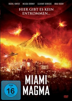 Volcano 2 - Feuerinferno in Miami - Hunter/Droway/Dourif/Derricks