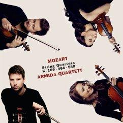Streichquartette K.169,464,589 - Armida Quartett