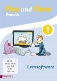 Lernsoftware 1, 1 CD-ROM / Flex und Flora - Deutsch